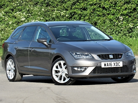 Seat Leon Tdi Fr Technology Estate 2.0 Manual Diesel