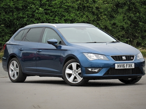 Seat Leon Tdi Fr Estate 2.0 Manual Diesel