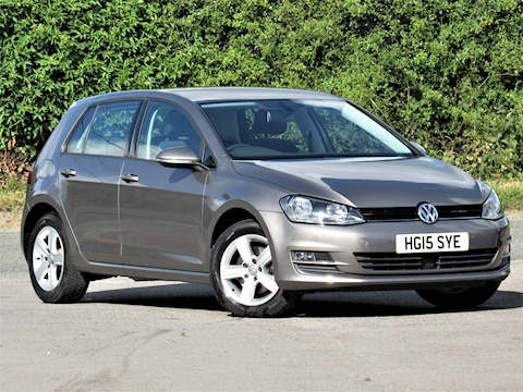 Volkswagen Golf Match Tsi Bluemotion Technology Dsg Hatchback 1.4 Semi Auto Petrol