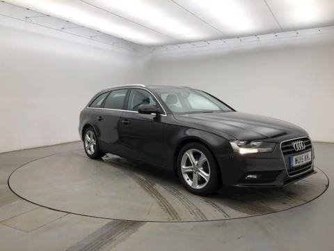 Audi A4 Tdi Ultra Se Technik Estate 2.0 Manual Diesel