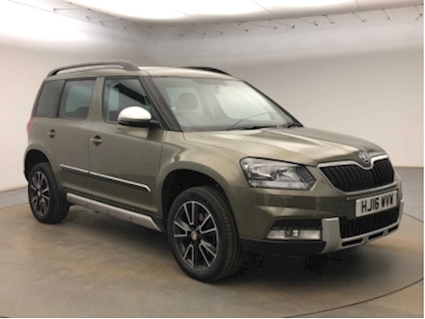 Skoda Yeti Outdoor Se Tsi Hatchback 1.2 Manual Petrol