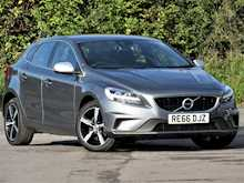V40 D2 R-Design Nav Plus Hatchback 2.0 Manual Diesel