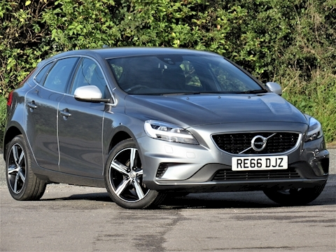 Volvo V40 D2 R-Design Nav Plus Hatchback 2.0 Manual Diesel