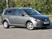 Touran Se Tdi Bluemotion Technology Mpv 1.6 Manual Diesel