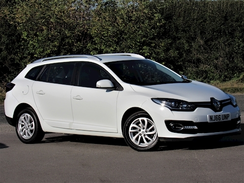 Renault Megane Expression Plus Dci Estate 1.5 Manual Diesel
