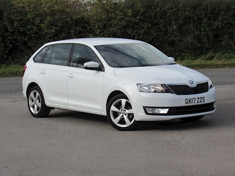 Skoda Rapid Spaceback Se Tech Tsi Dsg Hatchback 1.2 Semi Auto Petrol