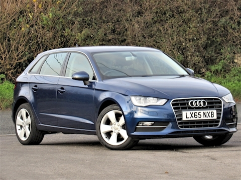 Audi A3 Tdi Sport Hatchback 1.6 Manual Diesel