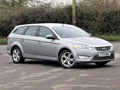Ford Mondeo Titanium X Tdci 140 Estate 2.0 Manual Diesel