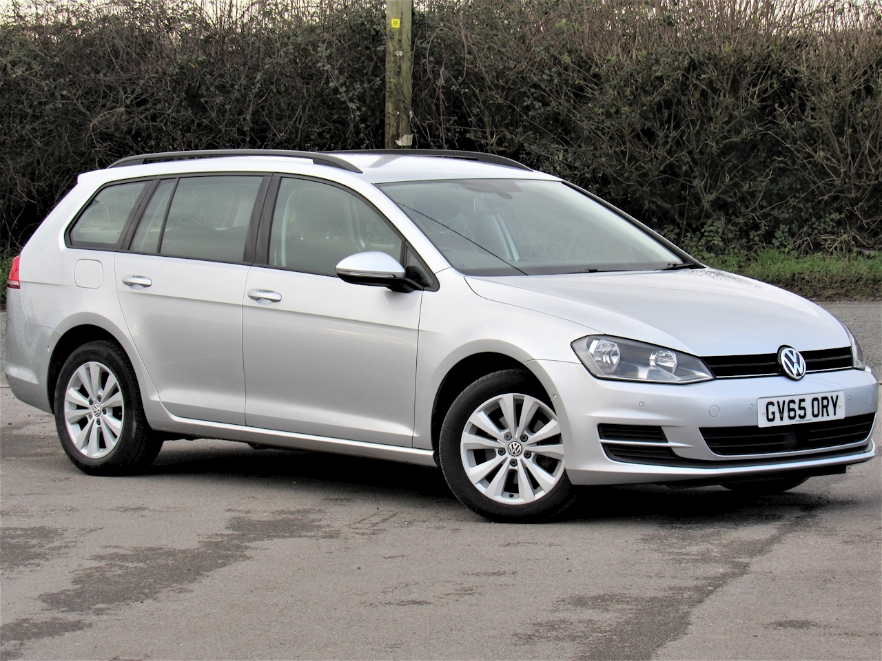 Golf Se Tdi Bluemotion Technology Estate 1.6 Manual Diesel