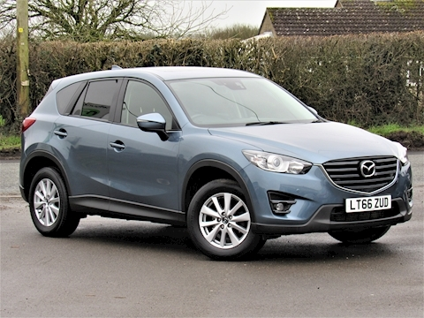 Mazda Cx-5 D Se-L Lux Nav Estate 2.2 Manual Diesel