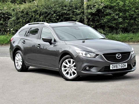 Mazda Mazda6 SE-L Nav Estate 2.2 Manual Diesel