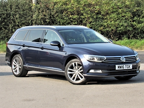 Volkswagen Passat GT Estate 2.0 Manual Diesel
