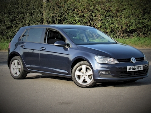 Volkswagen Golf Match Edition Hatchback 2.0 Manual Diesel