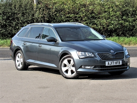 SKODA Superb SE Technology Estate 2.0 Manual Diesel