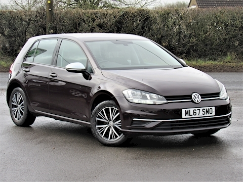 Volkswagen Golf SE Nav Hatchback 1.4 Manual Petrol