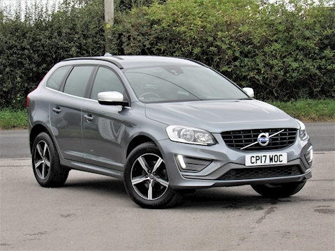 Volvo XC60 R-Design Nav SUV 2.0 Manual Diesel