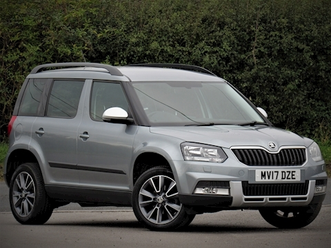 SKODA Yeti SE Drive 1.2 5dr Outdoor Manual Petrol