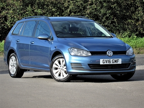 Volkswagen Golf Se Tdi Bluemotion Technology 2.0 5dr Estate Manual Diesel