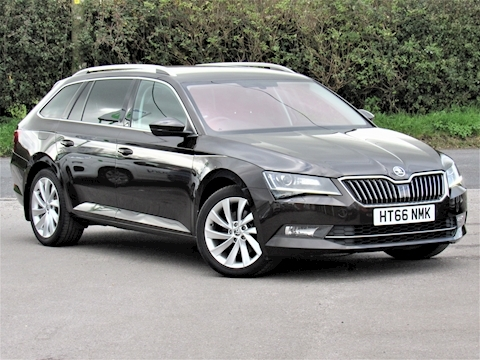 SKODA Superb SE L Executive Estate 2.0 Manual Diesel