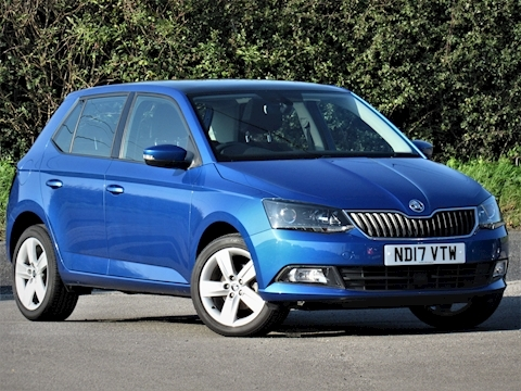 SKODA Fabia SE L Hatchback 1.0 Manual Petrol