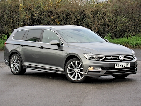 Volkswagen Passat R-Line Estate 2.0 Manual Diesel