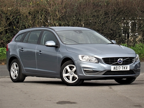 Volvo V60 D4 Business Edition 2.0 5dr Estate Manual Diesel