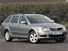 1.6 TDI GreenLine CR DPF GreenLine II Estate 5dr Diesel Manual (107 g/km, 104 bhp)
