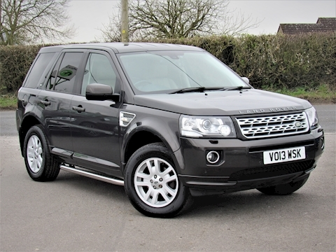 Land Rover 2.2 SD4 XS SUV 5dr Diesel Automatic 4X4 (185 g/km, 190 bhp)