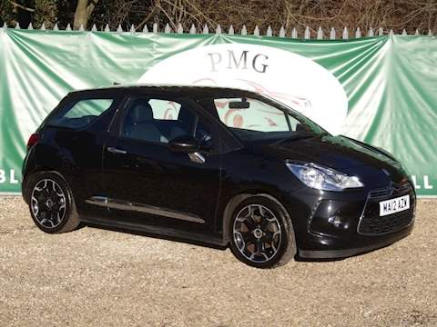 Ds3 Dsign Hatchback 1.4 Manual Petrol