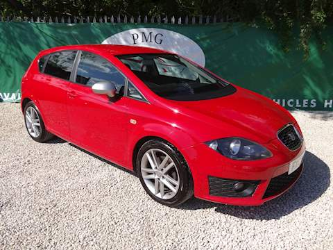 Leon Tsi Fr Hatchback 1.4 Manual Petrol