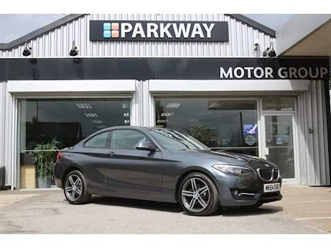 2 Series 220D Sport Coupe 2.0 Manual Diesel