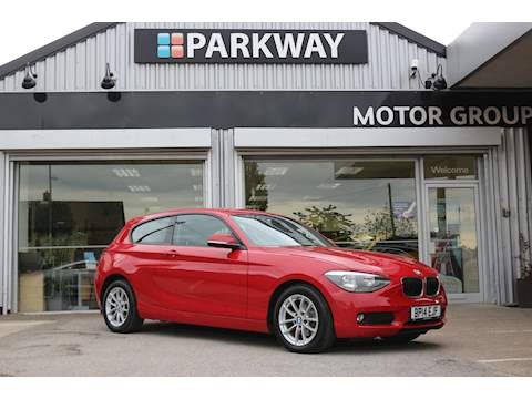 1 Series 116I Se Hatchback 1.6 Automatic Petrol