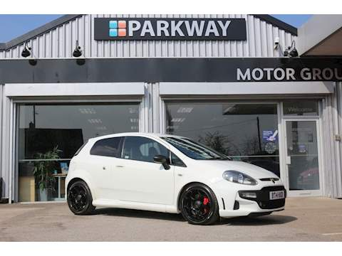 Punto Evo Abarth Supersport Hatchback 1.4 Manual Petrol