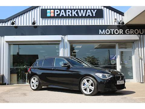 1 Series 125I M Sport Hatchback 2.0 Manual Petrol