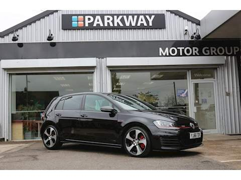 Golf Gti Performance Dsg Hatchback 2.0 Semi Auto Petrol