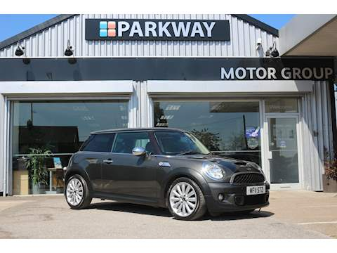 Mini Cooper Sd Hatchback 2.0 Manual Diesel