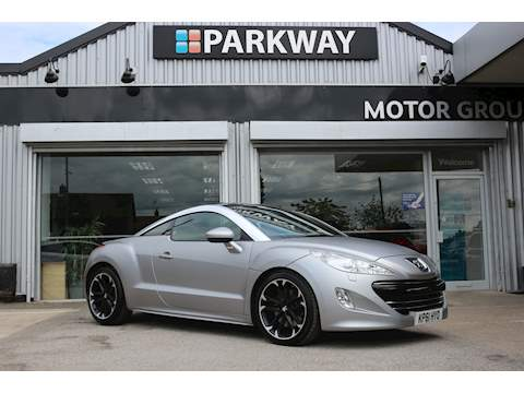 Rcz Thp Asphalt Coupe 1.6 Manual Petrol