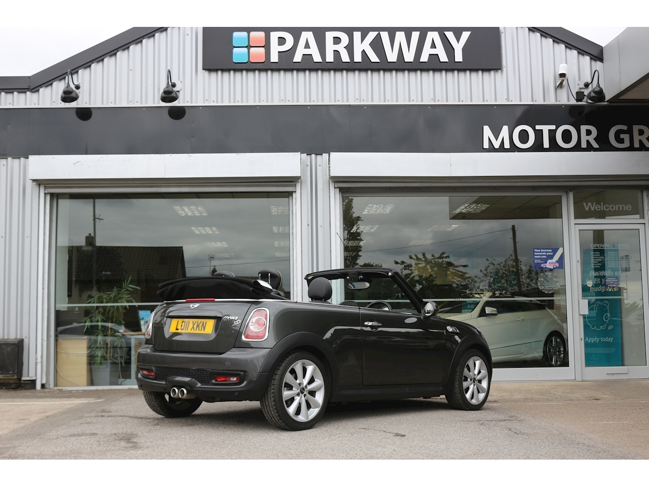 Used 2011 Mini Mini Cooper Sd Convertible 20 Automatic Diesel For