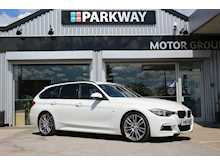 3 Series 325D M Sport Touring Estate 2.0 Automatic Diesel