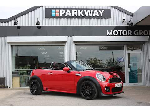 Mini Roadster Cooper S Convertible 1.6 Manual Petrol