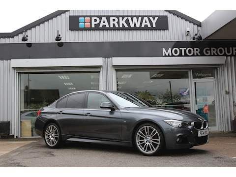 3 Series 320I M Sport Saloon 2.0 Manual Petrol