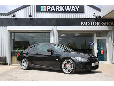 3 Series 325I Sport Plus Edition Coupe 3.0 Manual Petrol