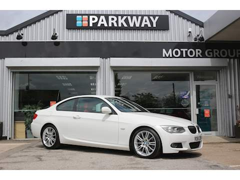 3 Series 325D M Sport Coupe 3.0 Manual Diesel
