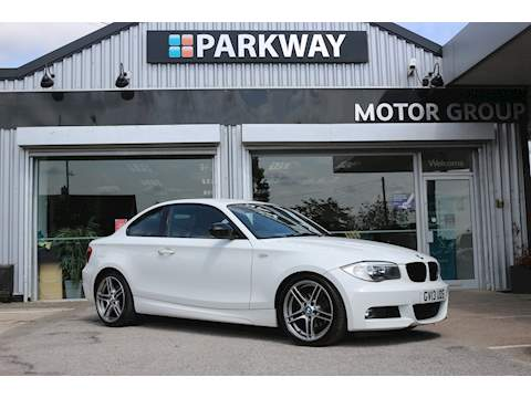 1 Series 125I Sport Plus Edition 3.0 2dr Coupe Automatic Petrol