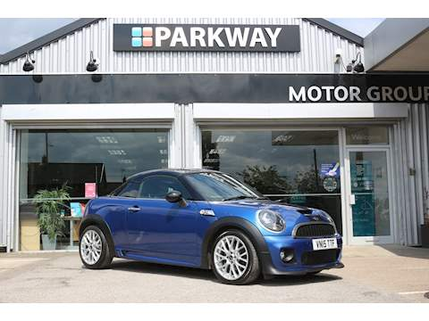 Mini Coupe Cooper S Coupe 1.6 Manual Petrol