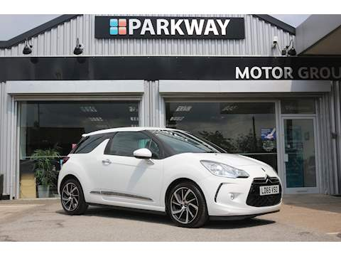 Ds 3 Puretech Dstyle Nav S/S Hatchback 1.2 Manual Petrol