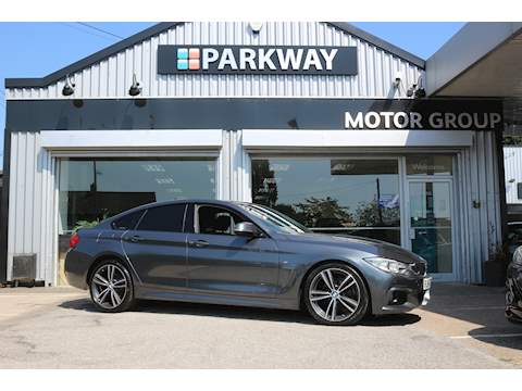4 Series 420I M Sport Gran Coupe Coupe 2.0 Automatic Petrol