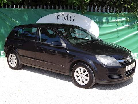 Astra Club 16V Hatchback 1.8 Automatic Petrol