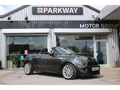 Mini Roadster Cooper Sd Convertible 2.0 Manual Diesel