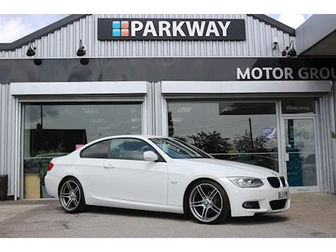 3 Series 320I M Sport Coupe 2.0 Automatic Petrol